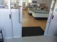 入口幅130cm