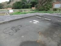 車いす専用駐車区画