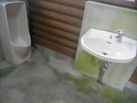 手洗いの高さ66cm