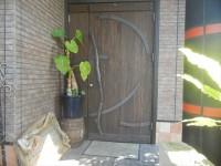 入口幅90cm