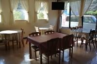 テーブル席20席 高さ59cm