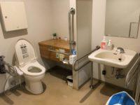 1階左手トイレ