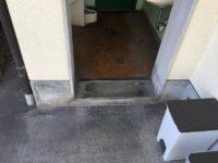 入口幅74cm