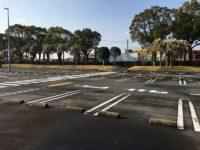 一般駐車場1500台