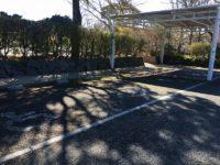 専用駐車場5台(屋根有2台)