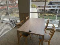 テーブルの高さ68cm